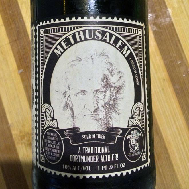 Cerveja Methusalem