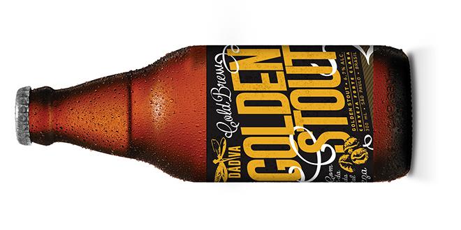 Cervejaria Dádiva lança a Golden Stout na próxima semana
