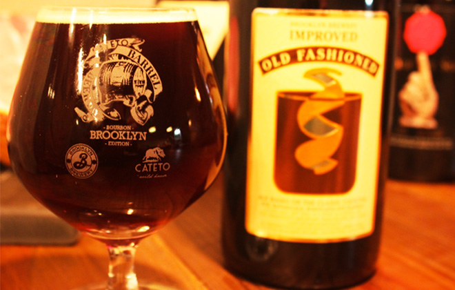 Improved Old Fashioned Beer
