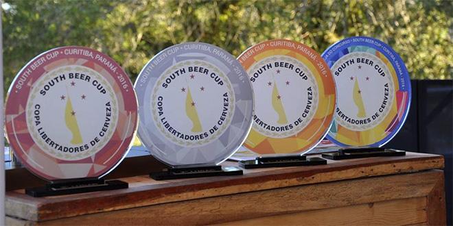 South Beer Cup Premiação topo