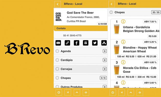 aplicativos cervejeiros Brevo