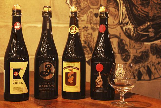 cateto barrel beer day brooklyn