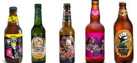 Dia Mundial do Rock: cervejas inspiradas em bandas