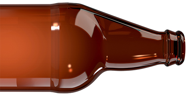 Artesanal 500: a garrafa capaz de controlar o colarinho da cerveja
