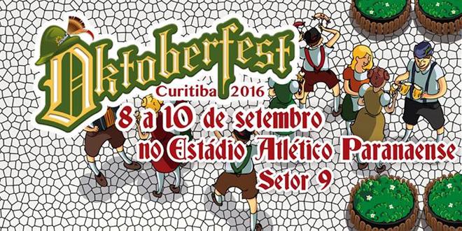 Vem aí a 1ª Oktoberfest Curitiba: confira programação