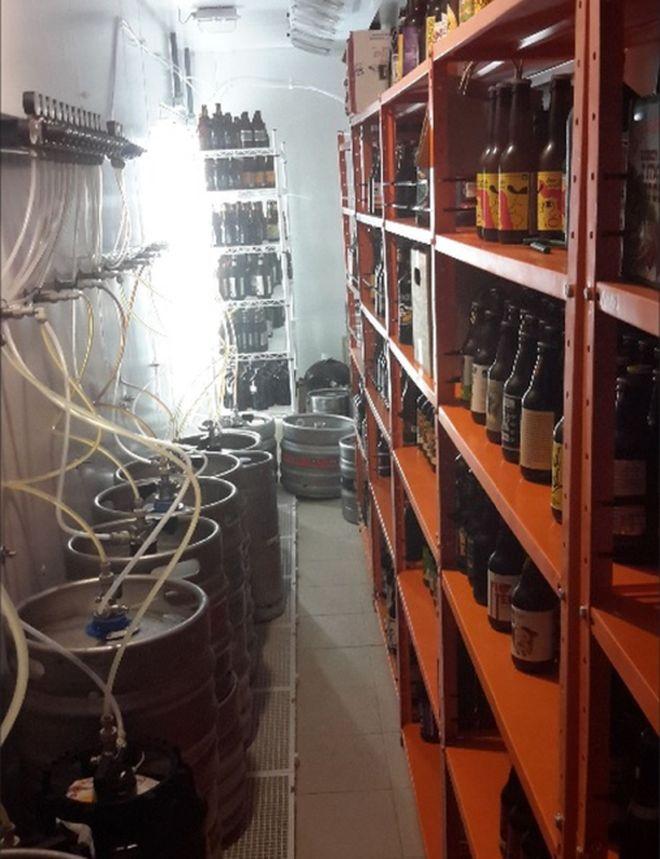 Bar Ambar - Pinheiros - Câmara Fria