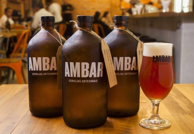 Bar Ambar Pinheiros - Growlers