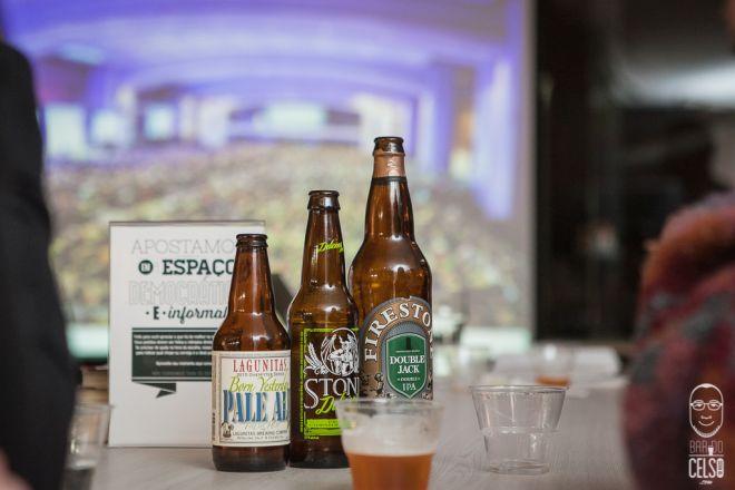 Craft Share - Cervejas Exclusivas EUA - Degustação