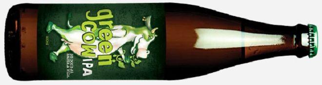International IPA DAY - Green Cow IPA