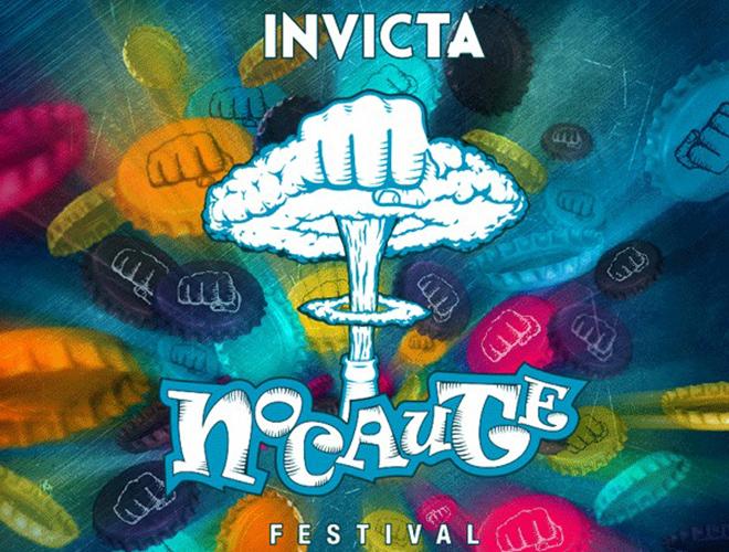 Invicta nocaute festival cartaz