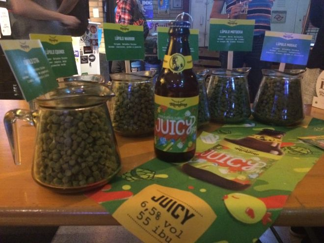 Lançamento Cervejaria Blondine - Juicy IPA - Evento