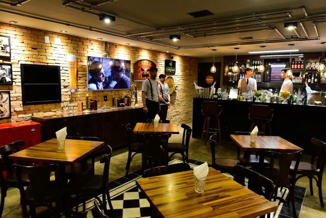 BARBEARIA CORLEONE - bar