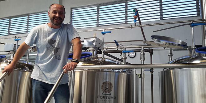 Cervejaria Fortuna: Nelson Bakaus apresenta a fábrica