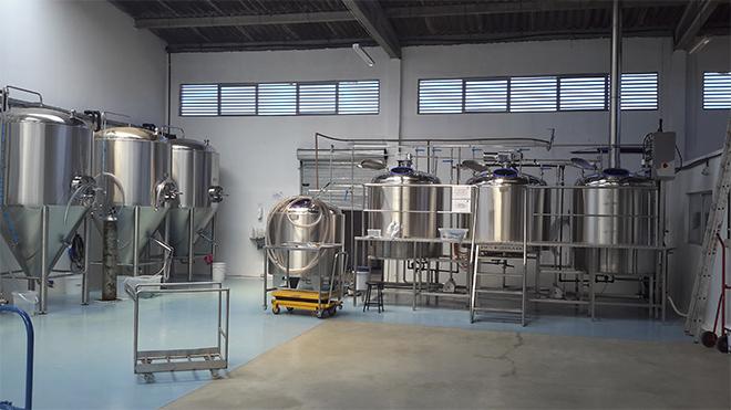 Cervejaria Fortuna: um começo pequeno para crescer com o tempo