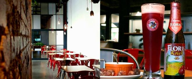 Chez Vous restaurantes com cervejas artesanais