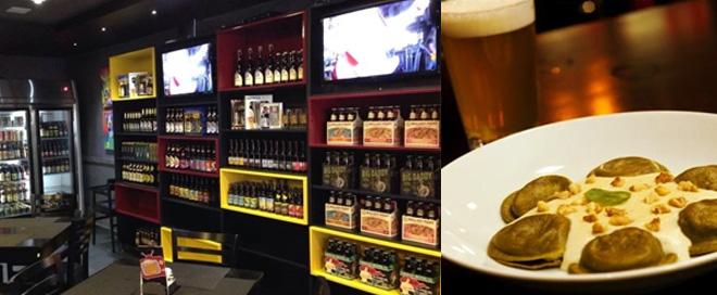 TV Cerveja restaurates com cervejas artesanais