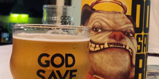 Cerveja Dog Save The Beer