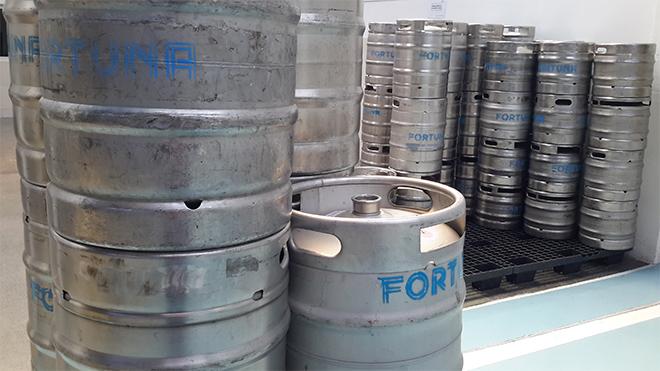 Cervejaria Fortuna tem tradição em cervejas maturadas com madeira. Em breve essas produções devem aparecer novamente