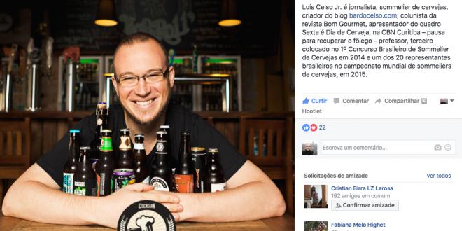 Concurso Mestre Cervejeiro Eisenbahn - Luis Celso Jr.