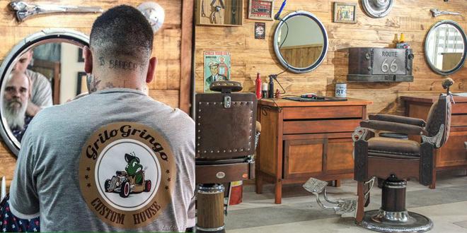 dia mundial da barba Grilo Gringo