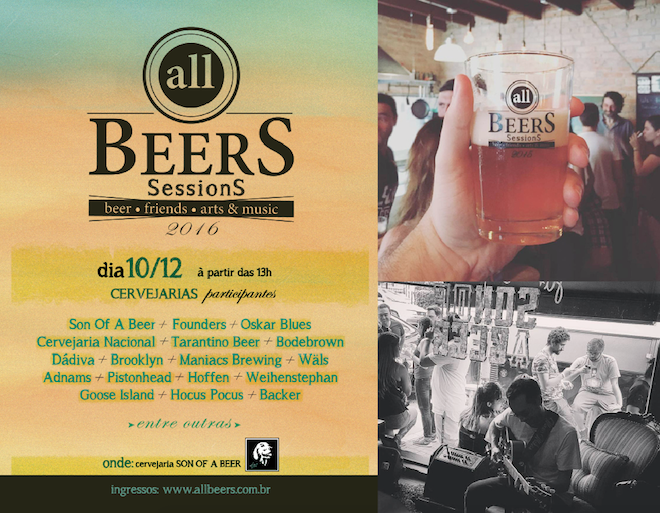 All Beers Sessions 2016