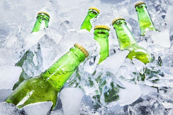 Gelar cerveja mais rápido