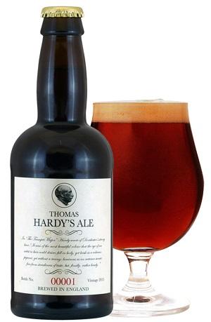 Icônica cerveja Thomas Hard's Ale volta a ser produzida na Inglaterra