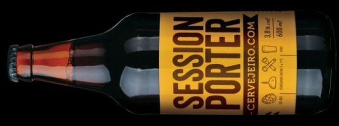 Session Porter - Mestre Cervejeiro