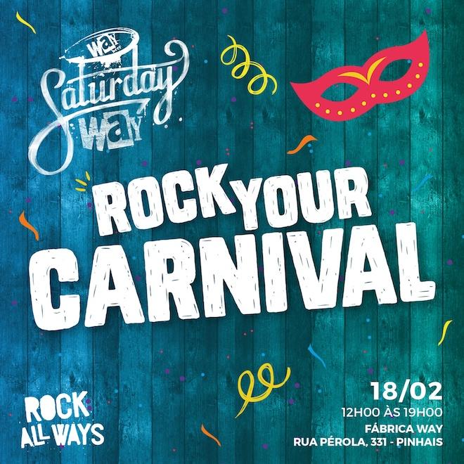 Rock Your Carnival da Way Beer