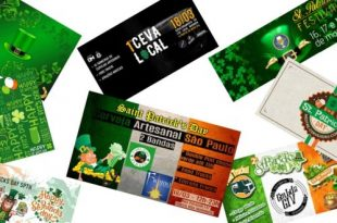Evento Cerveja - St. Patrick's Day