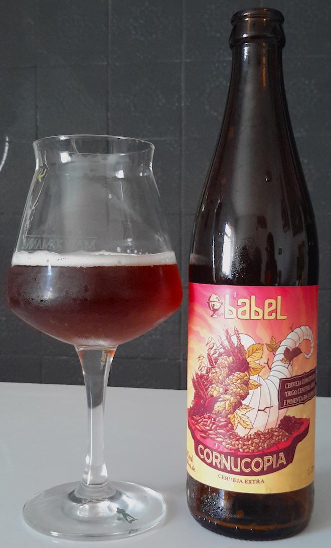 Cerveja Cornucópia - Cervejaria Babel