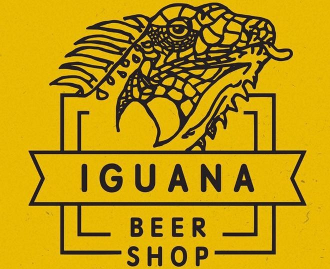 Logo Iguana Beer Shop