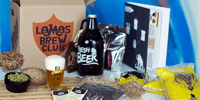 Lamas Brew Club