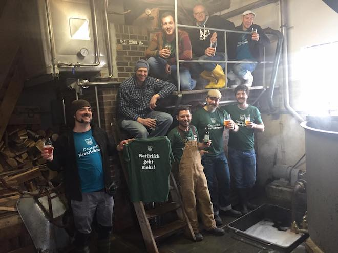 Associação Alemã dos Cervejeiros Criativos