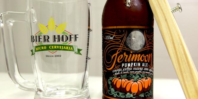 Jerimoon Pumpkin Ale - Bier Hoff