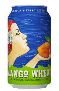 Cervejaria Anchor Mango Wheat Ale