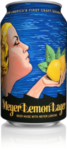Cervejaria Anchor Meyer Lemon