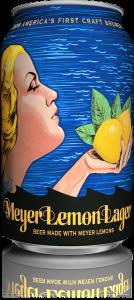 Cervejaria Anchor Meyer Lemon