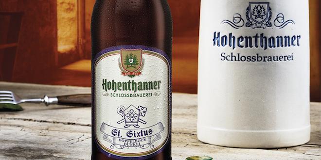 Hohenthanner St Sixtus: Doppelbock alemã chega ao Brasil para esquentar o inverno