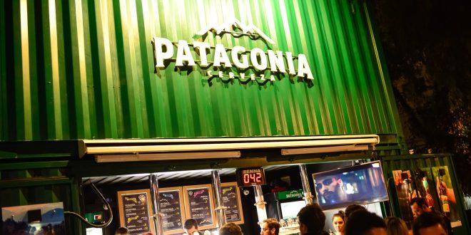 Cerveja Patagonia: Refúgio Patagonia em Curitiba