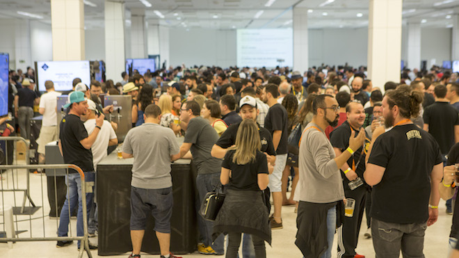 Encontro Cerveja Artesanal Brasil