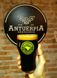 Nikita Vanilla, Russian Imperial Stout da Cervejaria Antuérpia