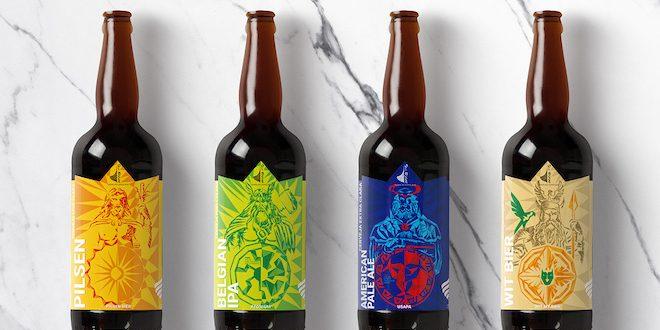 ØL Beer lança nova identidade visual