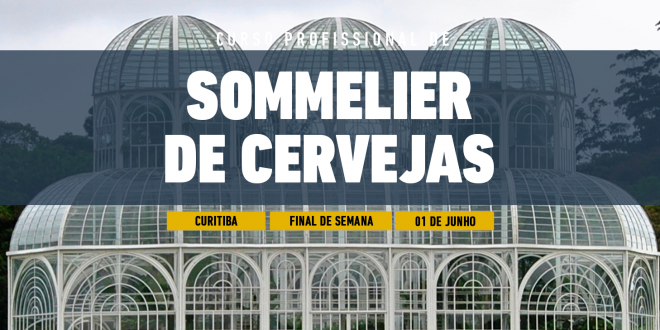 Curso de Sommelier do ICB está com inscrições abertas em Curitiba