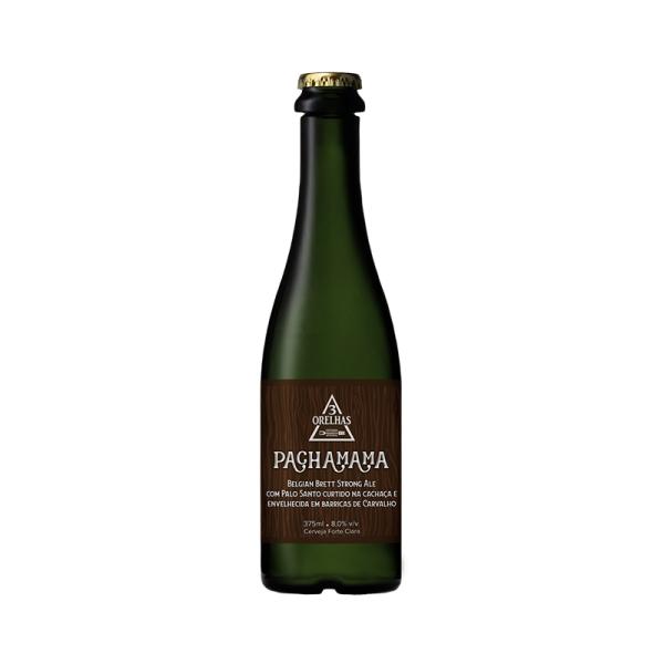 Cerveja 3 Orelhas Pachamama