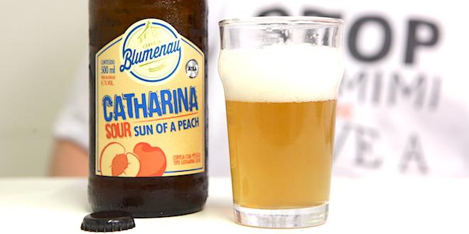 Catharina Sour Sun of a Peach