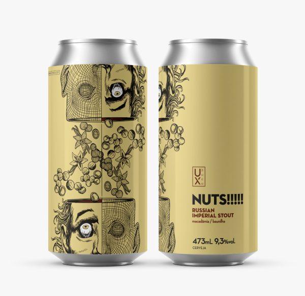 Cerveja UX Nuts