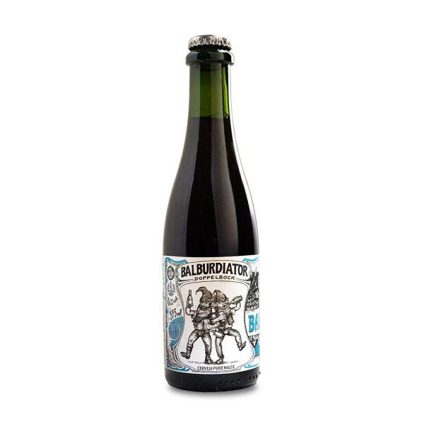 Cerveja Balbúrdia Balburdiator Dopelbock