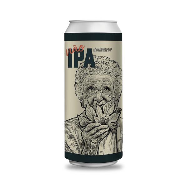Cerveja Avós Não IPA Dona Olga