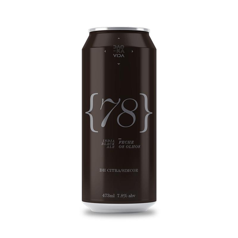 Daoravida 78 India Black Ale